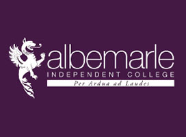 Albemarle Independent College Logo
