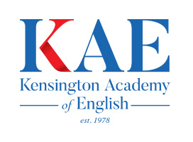Kensington Academy of English Logo